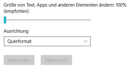 Windows 10 Bildschirm drehen über Shortcut › win10-tipps.de
