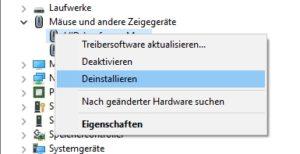 Cursor und Maus ruckelt unter Windows 10