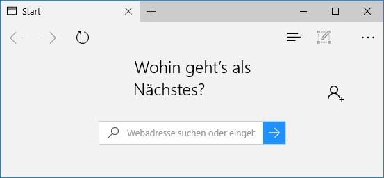 Microsoft Edge neuinstallieren