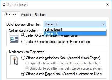 Windows Explorer langsam und braucht ewig zum Öffnen